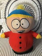"2008 Nanco South Park Eric Cartman Plush Stuffed Figure 10"""