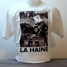 Tee shirt La haine street film culte 100% coton