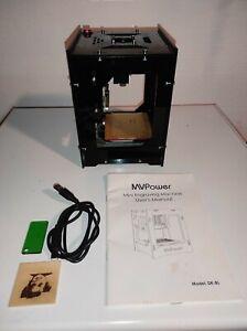 MV POWER gravure laser Machine de découpe sculpteur graveur model DK  BL