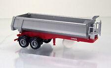 Herpa 076036 002 carnehl rundmulden hummer 2a rojo marco scale 1 87 nuevo embalaje original