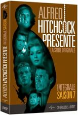 DVD ALFRED HITCHCOCK PRESENTE - LA SERIE ORIGINAL SAISON 7 NEUF