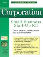 Corporation : Small Business Start-up Kit Hybrid Daniel Sitarz