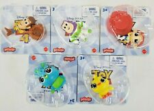 Disney Pixar Toy Story 4 Character 5 Minis Woody Buzz Jessie Ducky and Bunny NEW