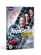 Top Gear Greatest Hits 2 DVD set All the greatest moments in one place BBC C-12