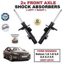 ant. AMMORTIZZATORI per Ford Mondeo Berlina 1.6 1.8 2.0 2.2 2.3 2.5 2007-2015