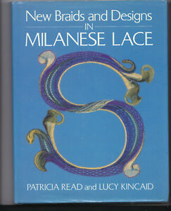 NEW BRAIDS IN MILANESE LACE   BOBBIN LACE BOOK