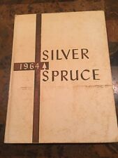 1964 Colorado State University Yearbook - Ft. Collins - Silver Spruce