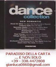 DANCE COLLECTION (New Romantic - time 47:13 - De Agostini 2002)