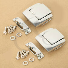 Chrome Tour Pack Pak Latches Fit For Harley Electra Street Glide 1980-2013