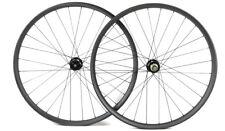 29ER carbon fiber bike wheels MTB wheels 32mm width thru axle Asymmetric rim