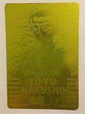 Yu Yu Hakusho PP Card Gold 131