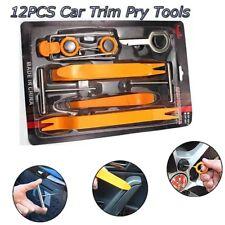 12PCS Universal Car Panel Removal Open Pry Hand Tools Door Radio Trim Moulding