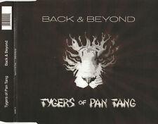 Tygers Of Pan Tang - Back & Beyond / 5 Track EP / NWOBHM