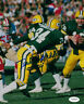 PACKERS Terdell Middleton signed photo JSA SOA AUTO 8x10 Autographed Green Bay