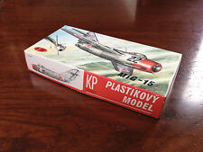 Rare - Plastikovy Model/Maquette - MIG-15 - 1/72 - Made in Czechoslovakia 1970's