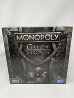 Hasbro Monopoly: Game of Thrones TV Series Edition Board Game for Adults