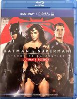 Blu-ray Batman V Superman - L'aube de la justice