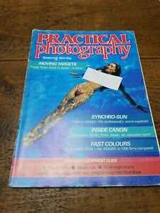 Vintage Practical Photography Magazine September 1983