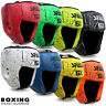 NEW Spall Boxing Head Guard Helmet MMA Martial Art Headgear Face Protector Kick