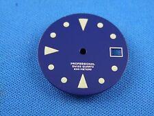 Blank Wrist Watch Dial -Swiss Quartz- 28mm Fit ETA 955.112 -Professional-  #266