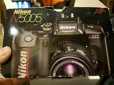 Nikon N5005 AF 35mm Film Camera Body Only new in box