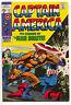 Captain America 121 1st Series Marvel 1969 FN VF Avengers