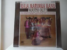 BAJA MARIMBA BAND - WATCH OUT - A&M RECORDS-4118 - SEALED