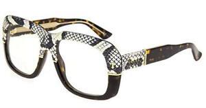 Gucci GG 1157/S KCL99 Snakeskin & Havana Sunglasses Sonnenbrille Size 57