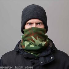 NEW WITH TAGS Celtek Unisex EVEREST FACEMASK WOODLAND SNOWBOARD SKI HUNTING RARE