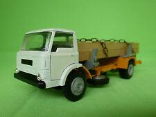 TEKNO HOLLAND FORD D-800 WOOD TRANSPORTER TRUCK     NEARLY IN MINT CONDITION