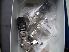 Swagelok PVS6E bypass valve assembly