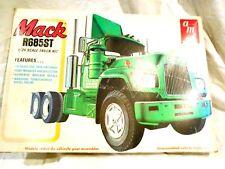 AMT Mack R685ST Box top only + ERTL Mack DM600 Truck Tractor Instructions