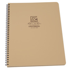 Rite In The Rain All Weather Waterproof Side Spiral Maxi Notebook 11x8.5 973T-MX