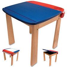 I´m Toy Kinder Maltisch Marienkäfer blau mit Papierrolle Spieltisch Kindertisch