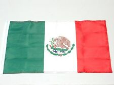 SMF Small 12 Inch X 20 Inch Replacement Flag For Whip Antenna Mexico Flag