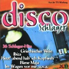 Disco Schlager (1996, Polystar) Udo Jürgens, Roland Kaiser, Ibo, Ireen .. [2 CD]