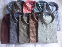 Polo Ralph Lauren Classic Fit Long Sleeve Striped Casual Dress Shirt SZ S/M/L/XL