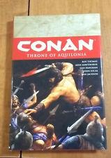 Conan volume 12 Throne of Aquilonia (Dark Horse Comics) Hardcover