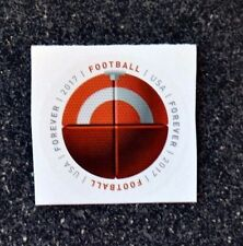 2017USA Forever - Have a Ball - Football - Single Postage Stamp -  Mint