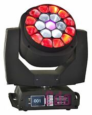 Big Bee Eyes19x10W ZOOM BEAM Wash Moving Head Light for stage dj disco event