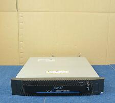 EMC VNXe3100 7.6TB SAS 15k iSCSI SAN STORAGE ARRAY