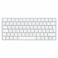 Apple Magic Keyboard (Wireless, Rechargable) (Swedish) - Silver