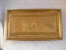 Rare Antique French Gilt Bronze Table Centerpiece,Signed E.Picault
