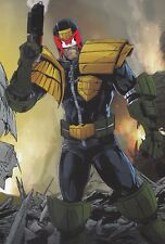Dredd Poster Length :500 mm Height: 800 mm SKU: 11559