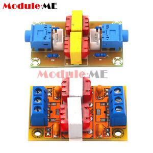 XH-M372 Stereo Audio Isolator Interference Insulation Transformer Coupler Module