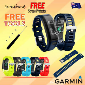 Replacement Band Bracelet for Fitness Tracker Watch GARMIN VIVOSMART HR
