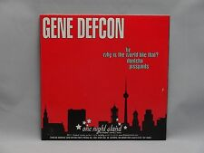 Gene Defcon - Liz EP Lookout Records/Green Day
