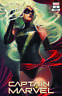 Captain Marvel 1 Marvel Stephanie Hans Trade Variant
