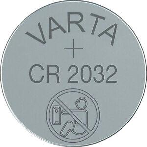 10x Varta CR2032 3V Batterie Lithium Knopfzelle CR 2032 VCR2032B Bulk Industrie