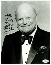 DON RICKLES HAND SIGNED 8x10 PHOTO        COMEDY LEGEND          TO TOM      JSA